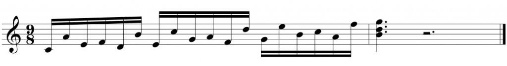 Music Memory Example 3